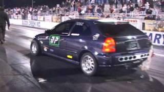 Nyce1s.com - Dynamic Performance 2 Car Turbo Tandem!!!!