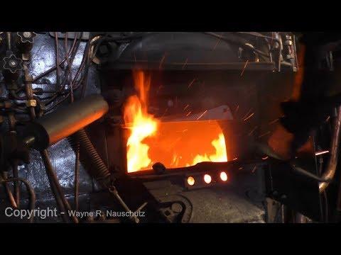 RED DEVIL - Restoration - First Steam Test