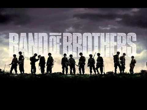 Band Of Brothers Soundtrack - The Mission Begins