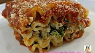 Amy's Spinach & Artichoke Lasagna Rollups