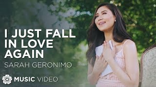 Download Sarah Geronimo - I Just Fall In Love Again (Official Movie Theme Song) MP3 song and Music Video