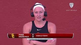Paige Hauschild on USC