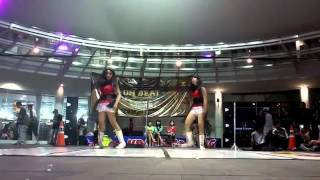 """Waskita Sexy Dancer"" On Beat Session 2 (WaskitaDanceAcademy) @Citywalk Lippo Cikarang"