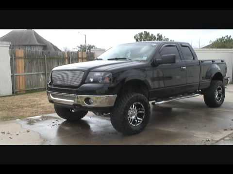 2006 Ford F150 Rims And Tires >> Lifted 2006 Ford F150 - YouTube