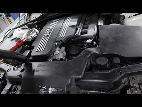 E46 COOLING SYSTEM REPLACEMENT DIY (STAGE 2)