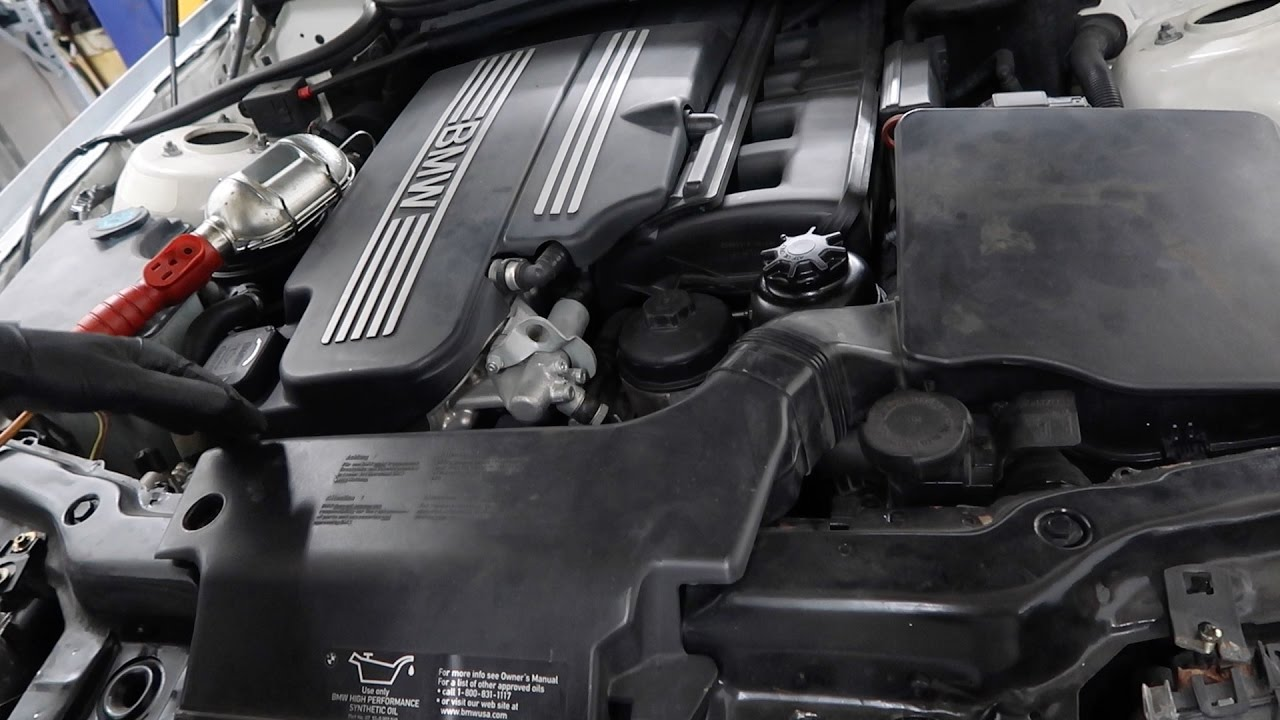 e46 cooling system replacement diy stage 2  [ 1280 x 720 Pixel ]