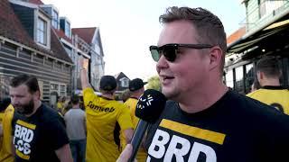 BSR TV: Bram van Doorn over het bezoek aan Volendam