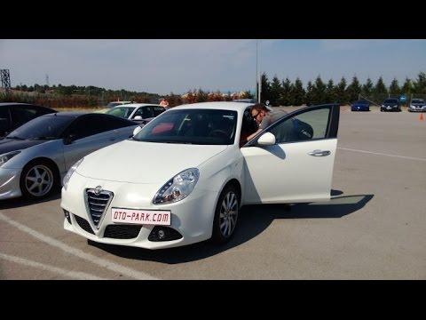 Pist Günleri | Alfa Romeo Giulietta