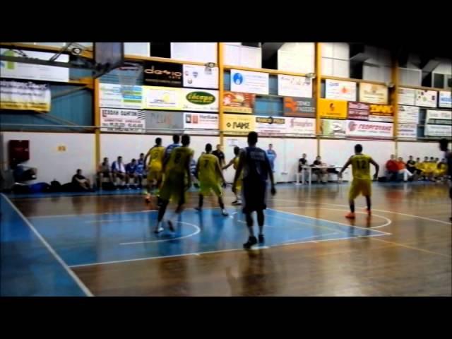Α ΕΦΗΒΩΝ | ΑΛΦ Αλίμου – Ιωνικός Νικαίας 67-55.  Δείτε στιγμιότυπα από τον αγώνα (video Ionikos Nikaias BC) για την 1η αγωνιστική.