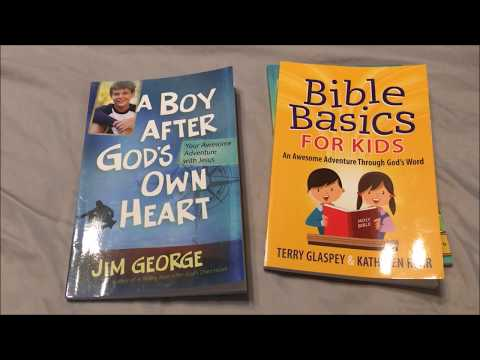 3rd Grade Homeschool Bible Curriculum 2017 2018