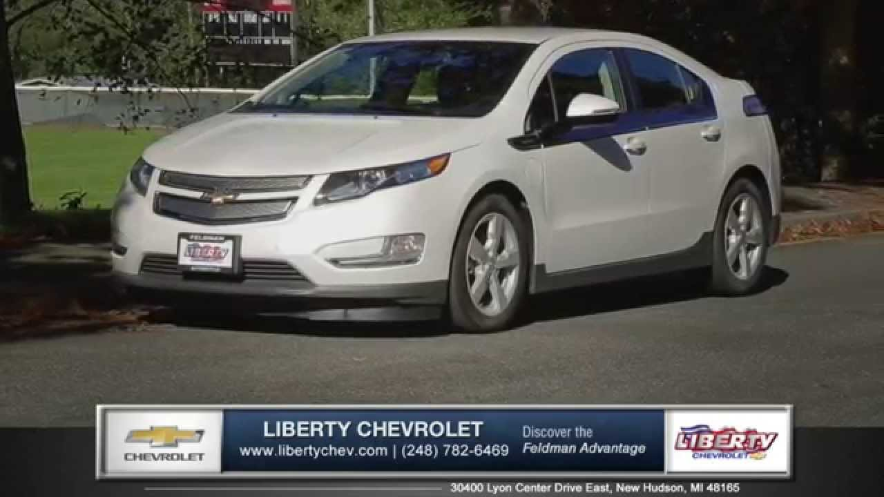 The 2015 Chevy Volt Is The Best Electric Car And Beats Hybrids Like