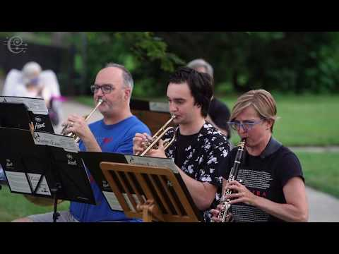CSO, Lyric And Other Musicians In 'Stars And Stripes Forever'