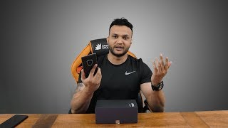 Sirin Labs Finney UnBoxing - First Blockchain Crypto Phone