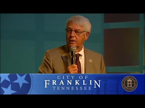 July 2016 Franklin Tomorrow's Breakfast With The Mayors
