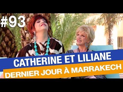 C'est la fin des vacances mouvementées de Catherine et Liliane 🌴