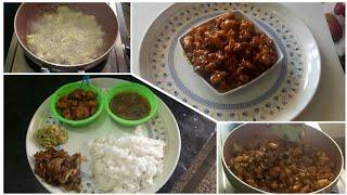 Gobi Manchuria | Cauliflower Manchuria tasty recipe 😋
