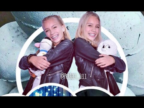 Send it way up Austin Mahone Lisa and Lena Musically ❤  New Video
