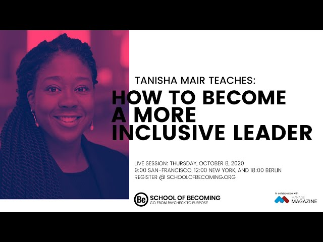 How to Become a More Inclusive Leader