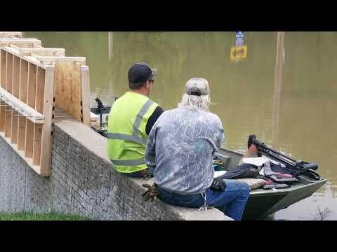 2019 ht hannibal mo flood/levee