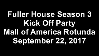 Video Fuller House Season 3 Party download MP3, 3GP, MP4, WEBM, AVI, FLV November 2017