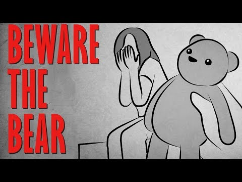 WHAT'S WRONG WITH MY TEDDY BEAR?! - Ghost Story Time // Something Scary | Snarled