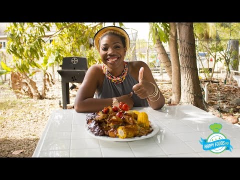 Happy Foods Season 2 - Episode 1 Bahama Bar B King