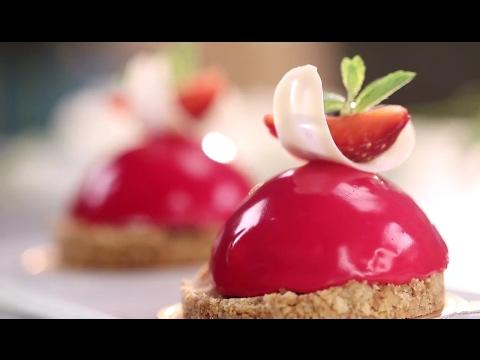 Valentines Chocolate Mousse | Sanjeev Kapoor Khazana