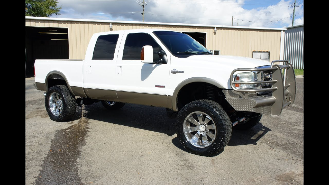 2005 ford f 250 king ranch diesel for sale youtube. Black Bedroom Furniture Sets. Home Design Ideas