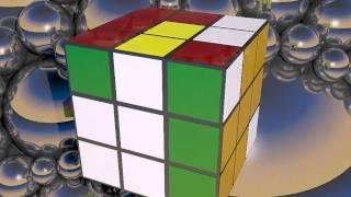 Rubik's Cube Pattern - Snake