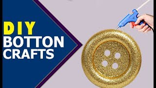 diy buttons crafts awesome craft ideas from buttons
