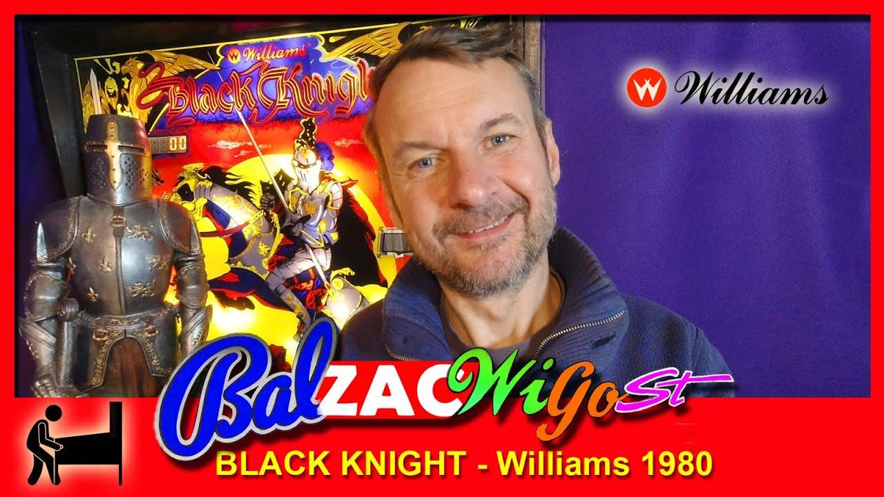 Download FLIPPER Black Knight - Williams (1980)