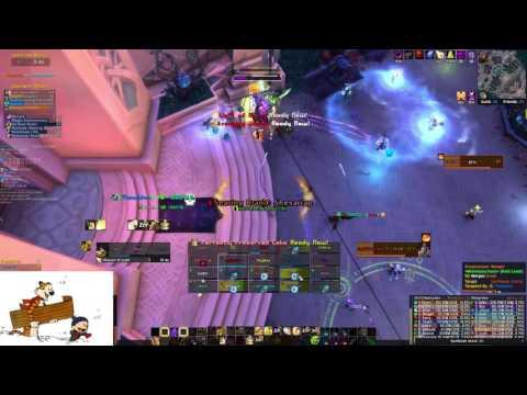 Mythic Spellblade Aluriel First Kill - Holy Pally PoV