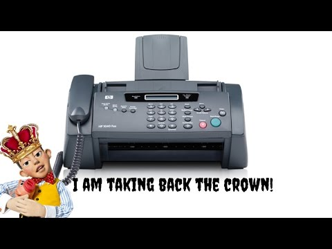 Discord Trolling with Fax Machine Sound!