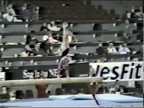 1989 World Gymnastics Championships - Women's Team Compulsories (USGF HV)