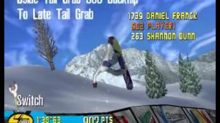 PSX ► PS1 ► ESPN X-Games Pro Boarder