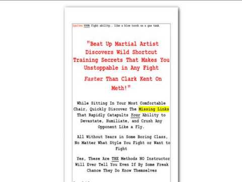 How To Inner Secrets Of Martial Arts Success Multimedia Package