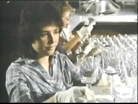 Story of Waterford Crystal