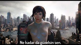 Ghost In The Shell (Kabuktaki Hayalet) - Türkçe Altyazılı Final Fragmanı / Scarlett Johansson Filmi