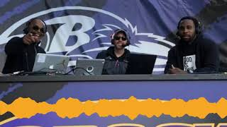Former Raven Anquan Boldin joins Kirk and Joe on 98 Rock