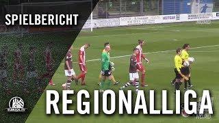 FC St. Pauli II - FC Eintracht Norderstedt (32. Spieltag, Regionalliga Nord)