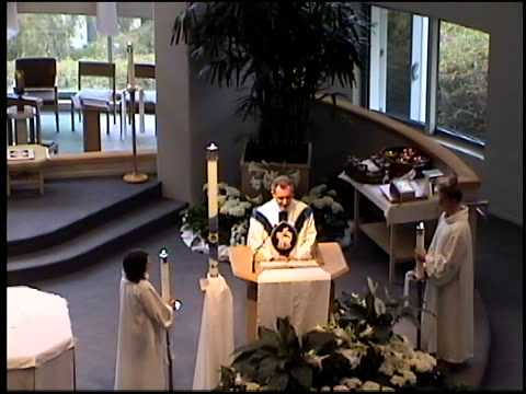 Sunday Mass, April 7, 2013   Fr. Chris Heath, Parochial Vicar at St. Edward the Confessor