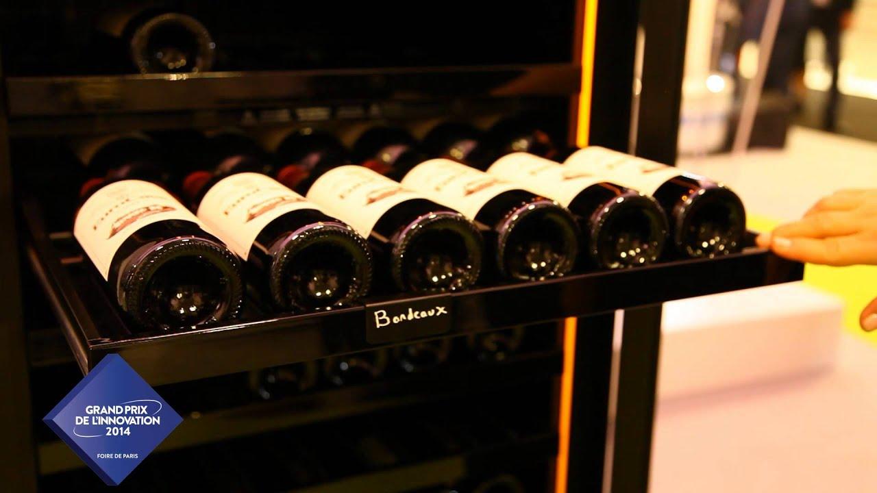 Révélation La Cave à Vin Premium D Eurocave