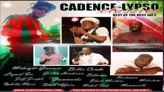 Cadence Lypso Classics Best of the Best Dominica {Cadencelypso Gold Classic Vol 2} mix by Djeasy