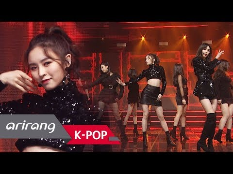 Simply K-Pop CLC씨엘씨  Black Dress블랙 드레스  Ep303  031618
