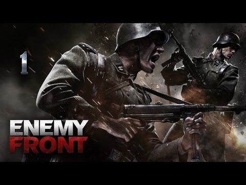 Enemy Front Часть 1 |