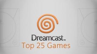 Top 25 Dreamcast Games