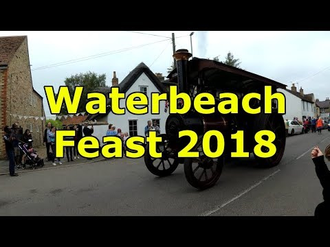 Waterbeach Feast and parade 2018