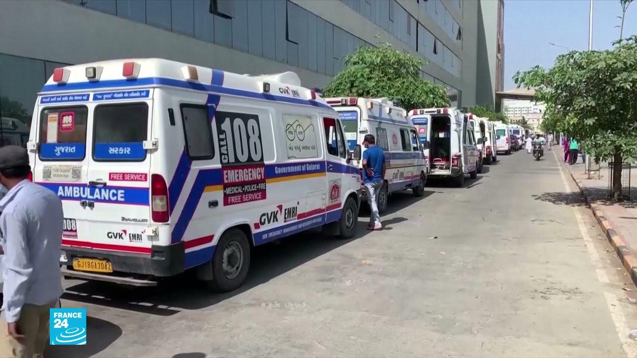 الهند تسجل أعلى زيادة يومية في العالم بإصابات كورونا  - نشر قبل 25 دقيقة