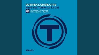 Need You Tonite (La La La) (Club Edit Mix)