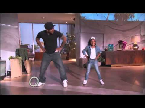 DaddyDaughter DanceOff!   The Queen Latifah